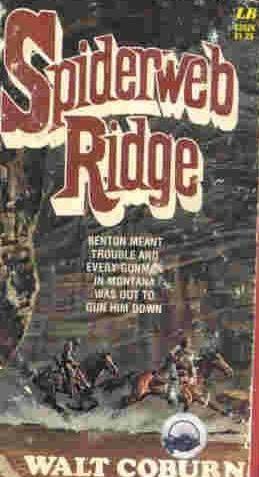 book cover of Spiderweb Ridge