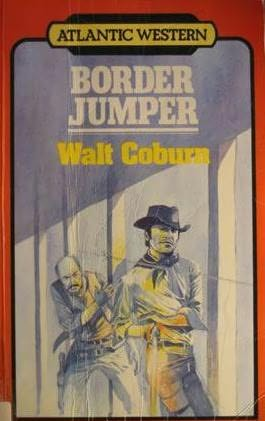 book cover of Border Jumper