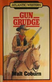 book cover of Gun Grudge