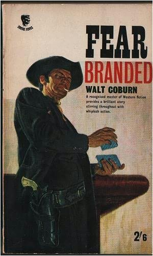 book cover of Fear Branded