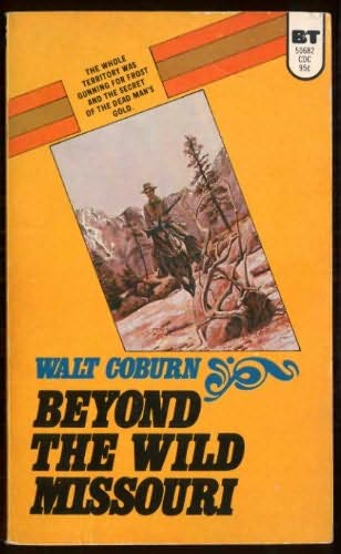 book cover of Beyond the Wild Missouri