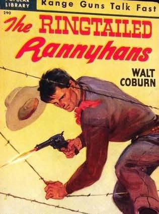 book cover of The Ringtailed Rannyhans