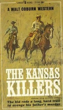 book cover of The Kansas Killers