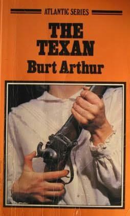book cover of Texan