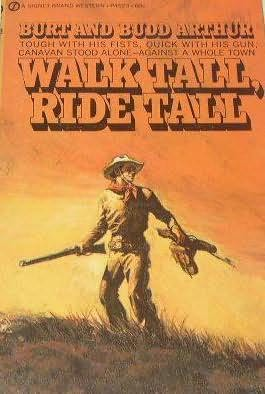 book cover of Walk Tall, Ride Tall