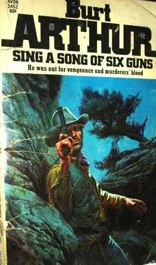book cover of Sing a Song of Six Guns