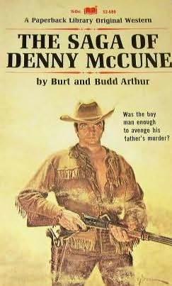 book cover of The Saga of Denny McCune