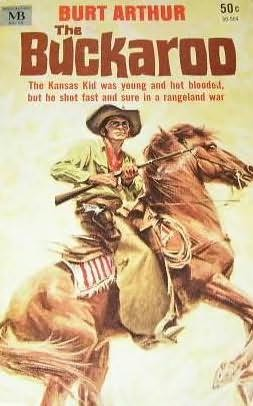 book cover of The Buckaroo