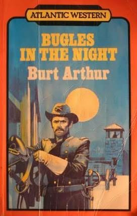 book cover of Bugles in the Night