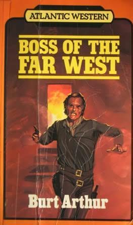 book cover of Boss of the Far West