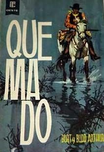 book cover of Quemado