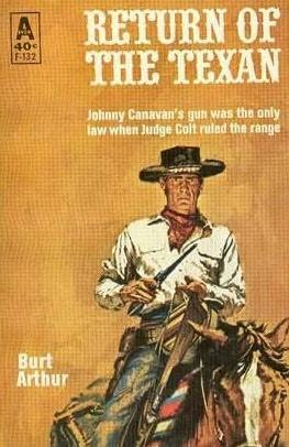 book cover of Return of the Texan