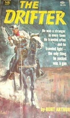 book cover of The Drifter