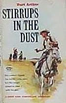 book cover of Stirrups in the Dust