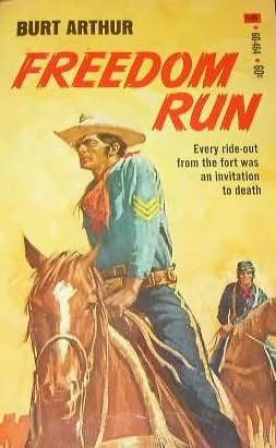 book cover of Freedom Run