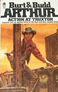 book cover of Action at Truxton