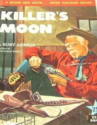 book cover of Killer\'s Moon