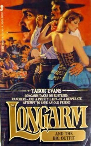 book cover of Longarm and the Big Outfit
