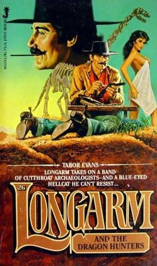 book cover of Longarm and the Dragon Hunters