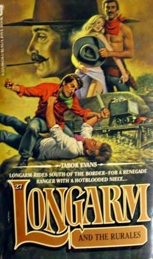 book cover of Longarm and the Rurales