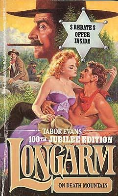 book cover of Longarm On Death Mountain