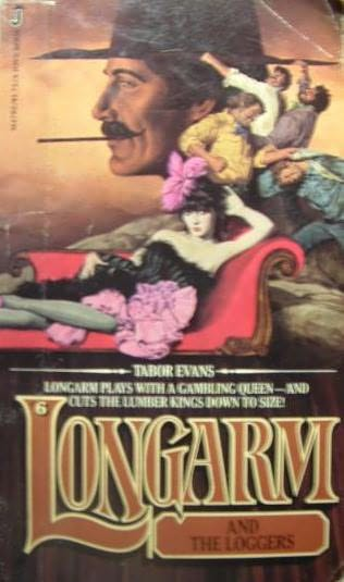 book cover of Longarm and the Loggers