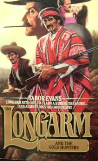 book cover of Longarm and the Gold Hunters