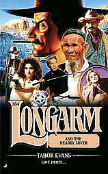 book cover of Longarm and the Deadly Lover