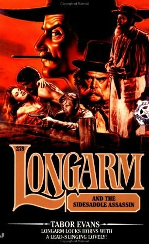 book cover of Longarm and the Sidesaddle Assassin