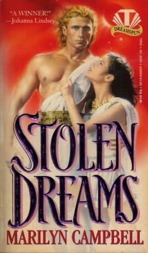 book cover of Stolen Dreams