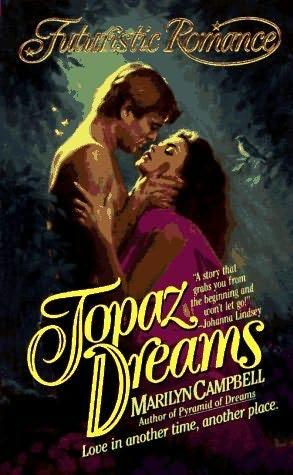 book cover of Topaz Dreams