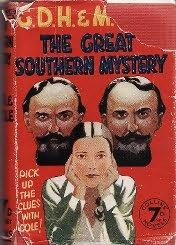 book cover of Great Southern Mystery