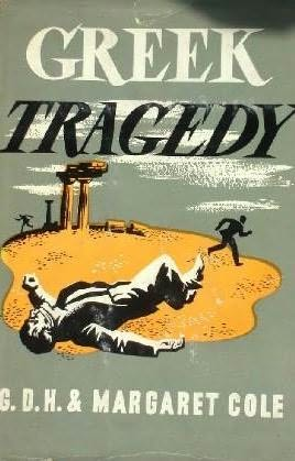 book cover of Greek Tragedy
