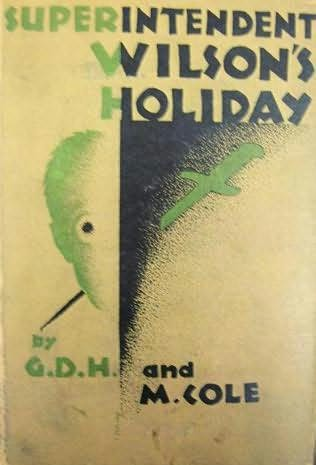 book cover of Superintendent Wilson\'s Holiday