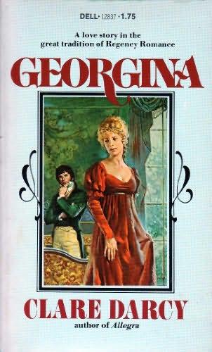 book cover of Georgina
