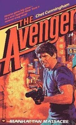 book cover of Manhattan Massacre