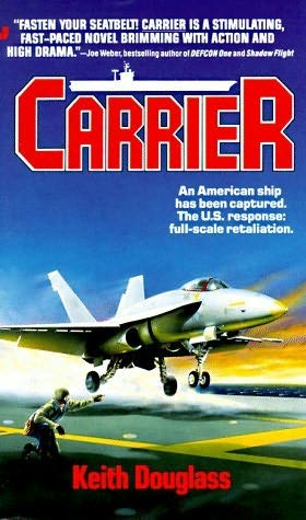 book cover of Carrier