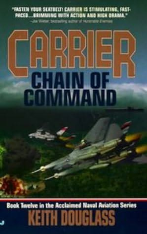 book cover of Chain of Command