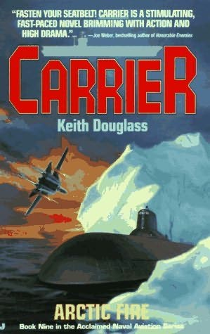book cover of Arctic Fire