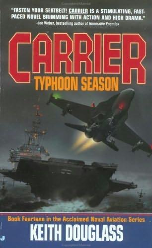 book cover of Typhoon Season