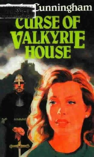 book cover of Curse of Valkyrie House