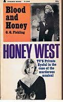 book cover of Blood and Honey