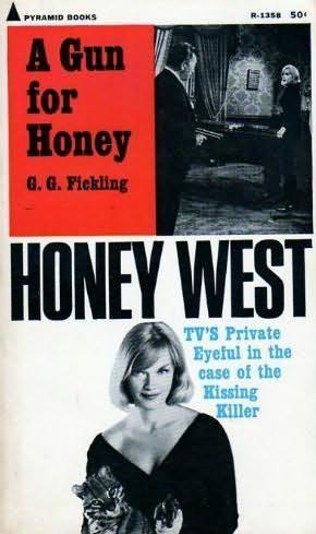 book cover of A Gun for Honey