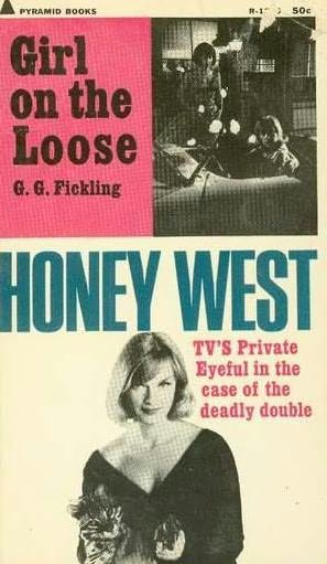 book cover of Girl on the Loose