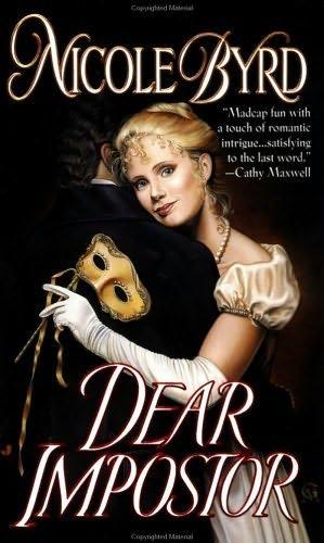 book cover of Dear Impostor