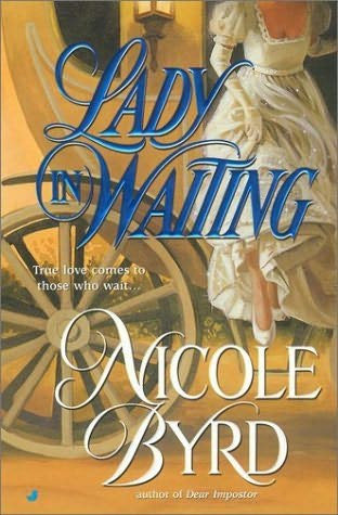book cover of Lady in Waiting