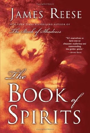 book cover of The Book of Spirits