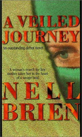 book cover of A Veiled Journey
