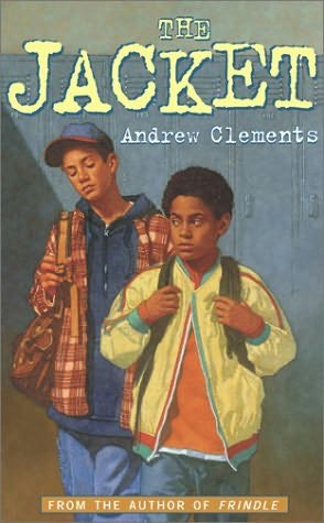book cover of The Jacket