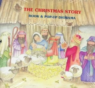 book cover of The Christmas Story